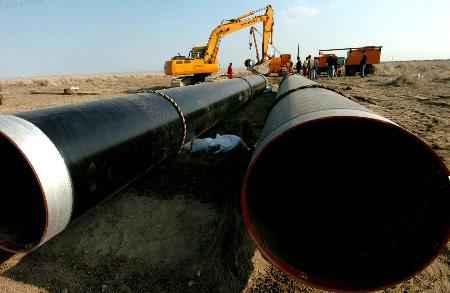 中哈石油管道