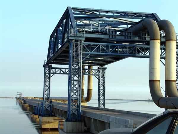 天津港30万吨级原油